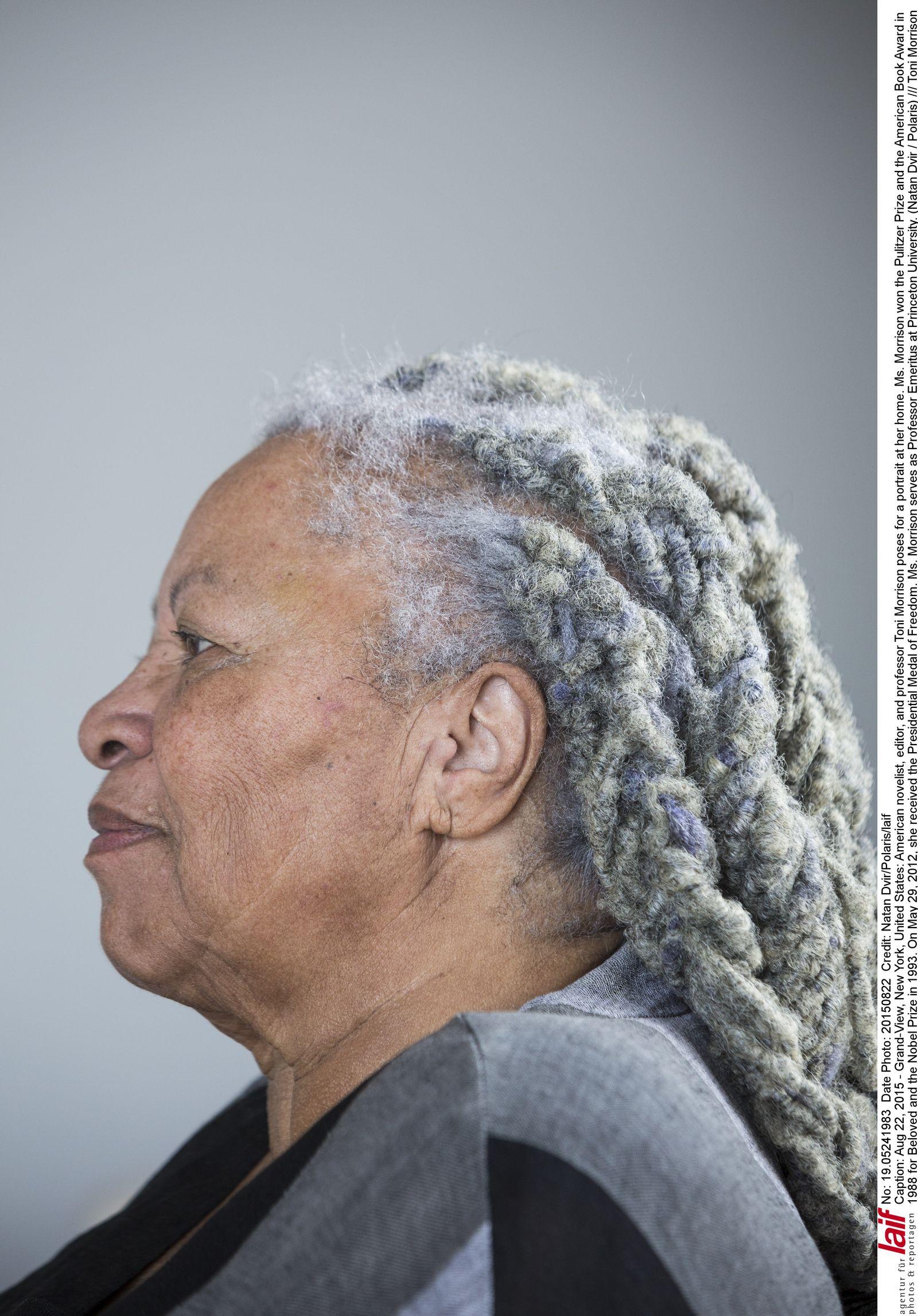 EINMALIGE VERWENDUNG SPIEGEL Plus SPIEGEL 17/2017 Toni Morrison