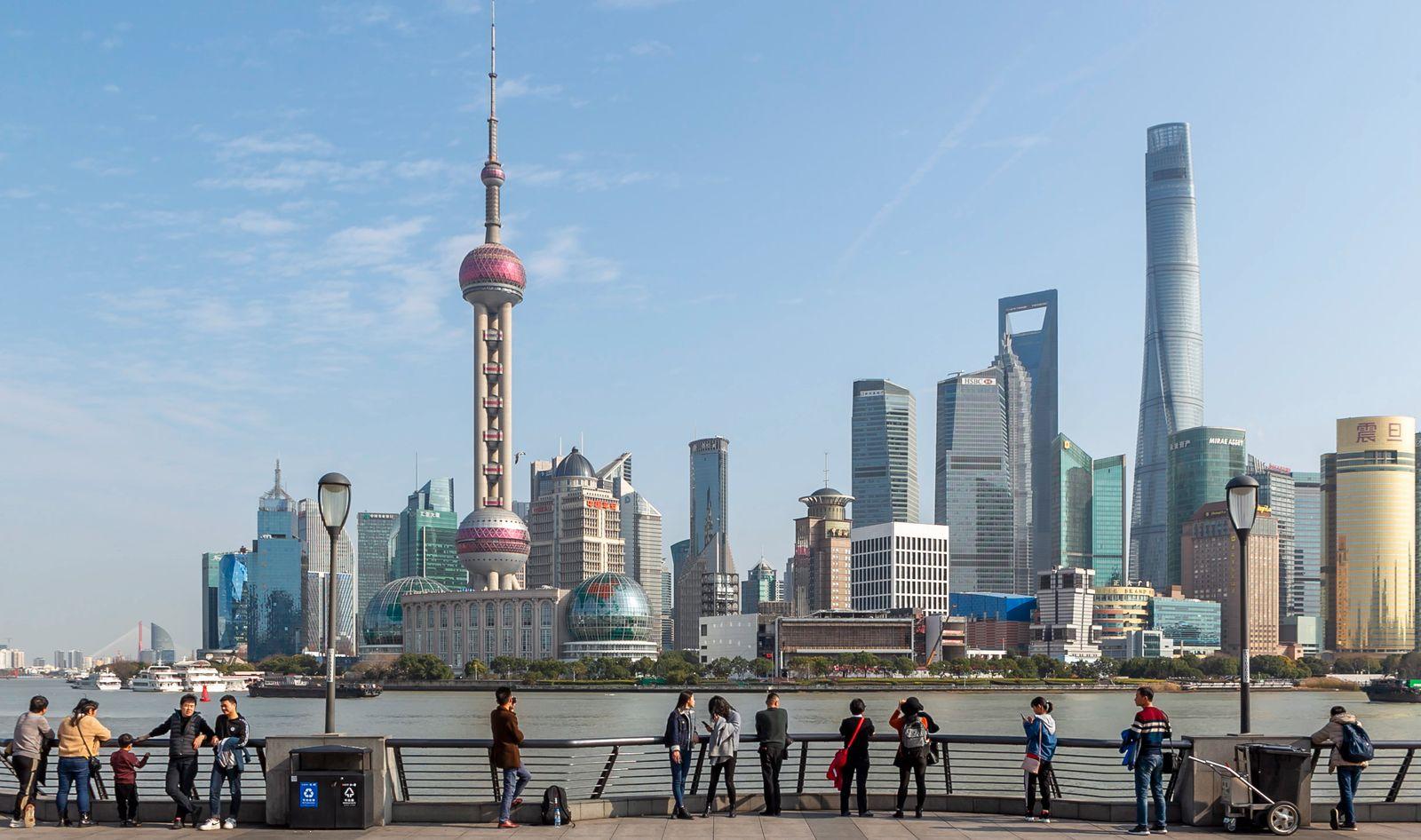 Zweiter Sonderflug der deutschen Wirtschaft landet in Shanghai