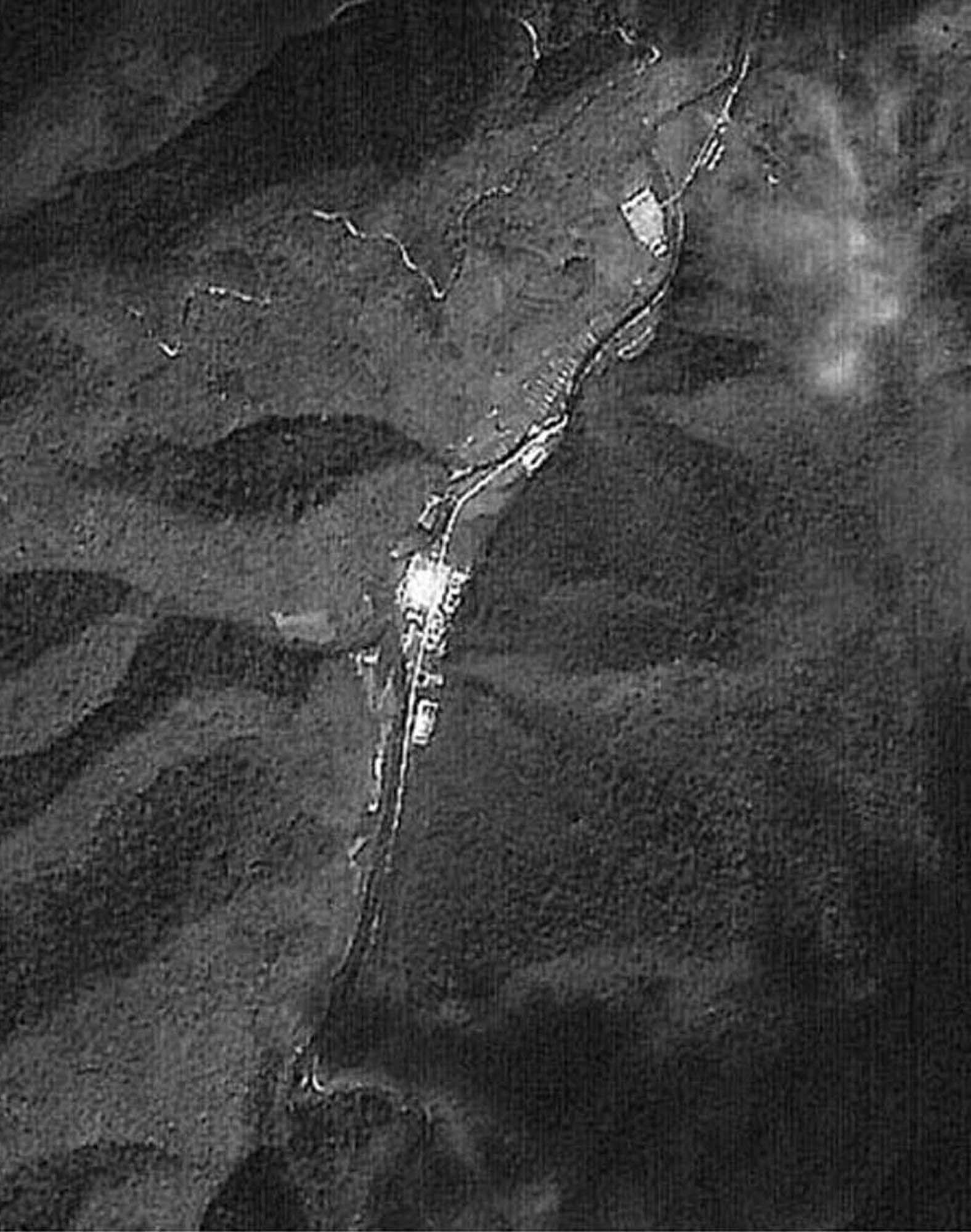 Satellitenfoto/ Nordkorea/ Yanggang