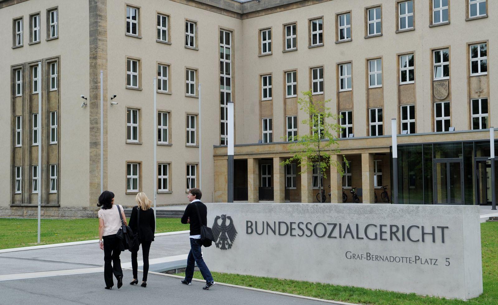 Bundessozialgericht Kassel