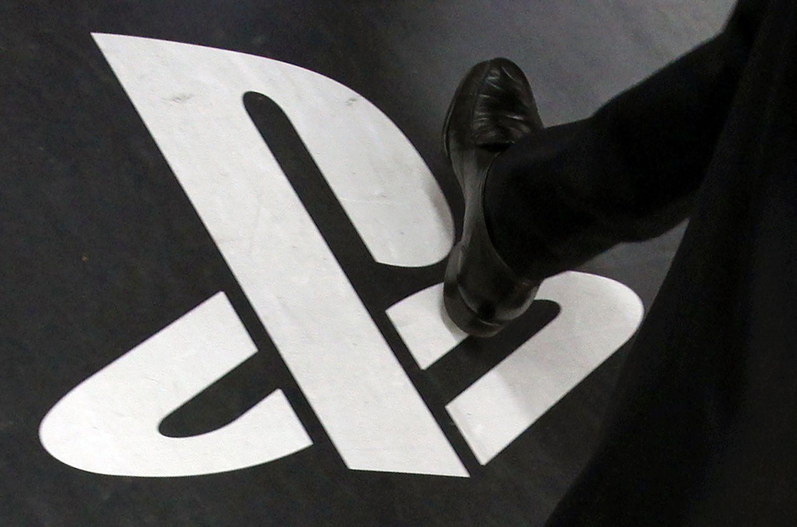SONY PSN Logo