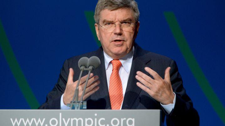 IOC-Präsident Bach: Jurist, Funktionär, Olympiasieger