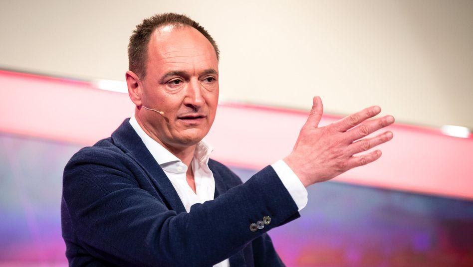 Muss als Vorstandsvorsitzender von ProSiebenSat.1 gehen: Max Conze