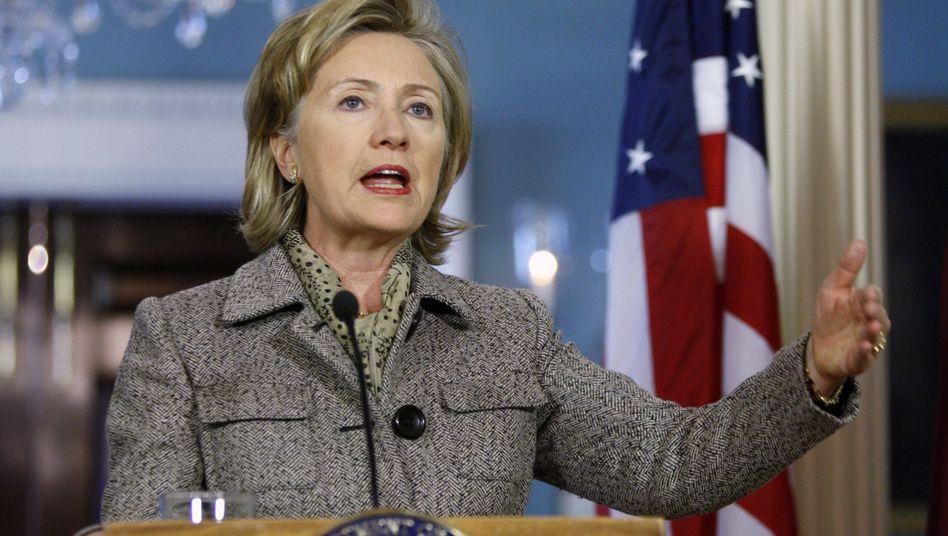 Hillary Clinton: Forderungen nach Netzfreiheit für alle