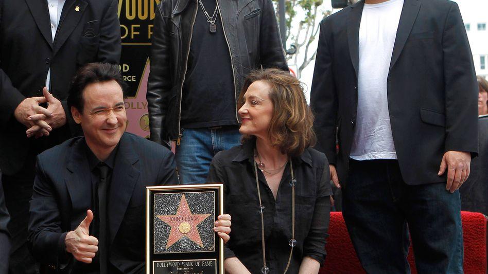 Walk of Fame: Hollywood ehrt John Cusack mit Stern