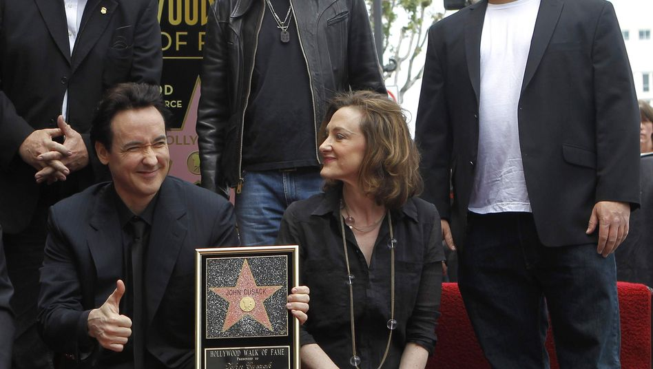 Walk of Fame: Hollywood ehrt John Cusack mit Stern