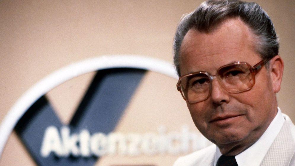 Eduard Zimmermann: Fernsehmoderator stirbt nach langer Krankheit