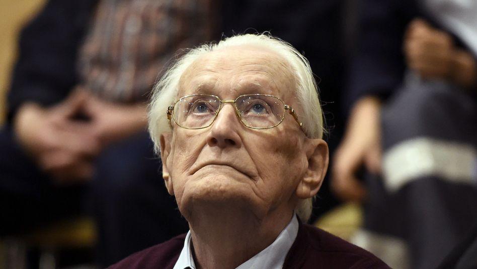 Oskar Gröning vor Gericht: Nebenklägern ist Urteil zu milde