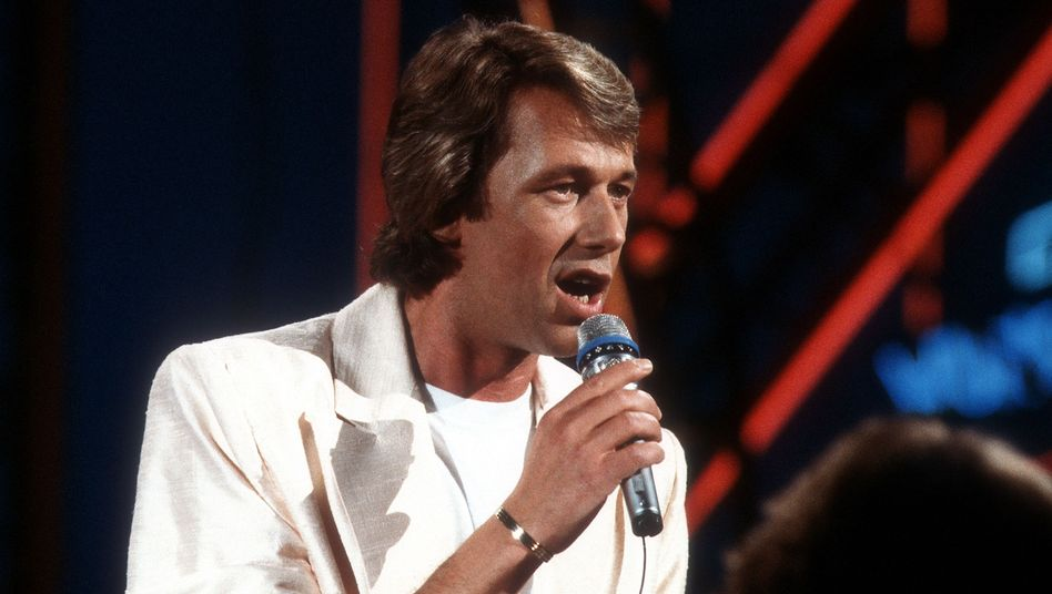 Roland Kaiser 1985