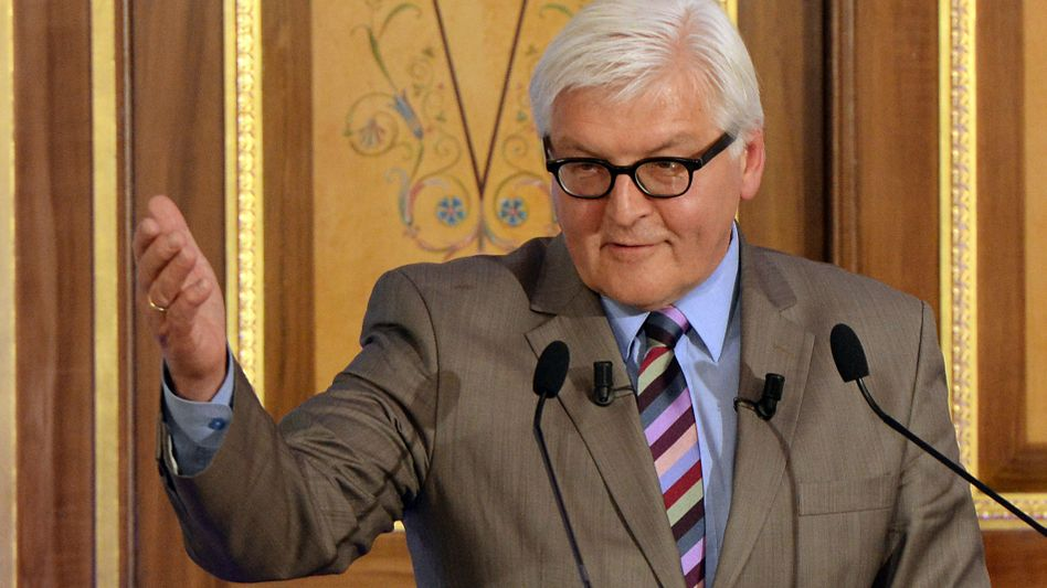 Außenminister Steinmeier: Verständnis für Kriegsangst