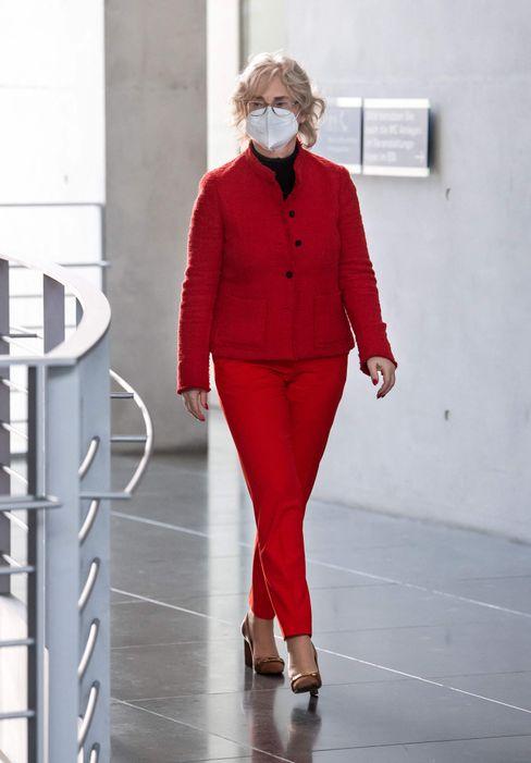 Bundesjustizministerin Christine Lambrecht, SPD