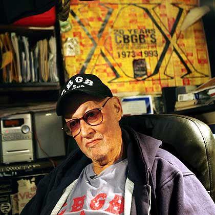 CBGB-Betreiber Kristal: Opfer der Gentrifizierung New Yorks