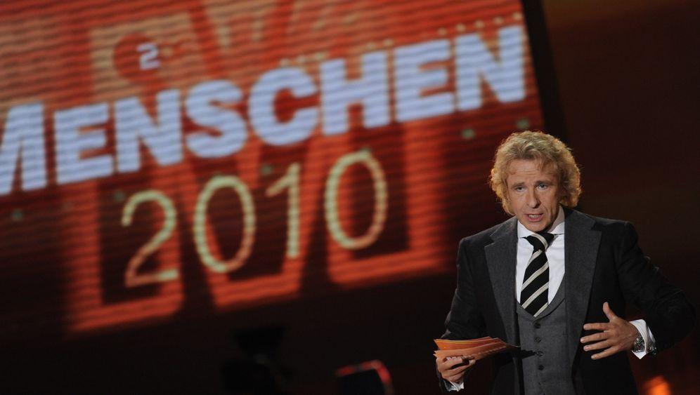 "ZDF-Show ""Menschen 2010"": Alles klamaukig abgefedert"
