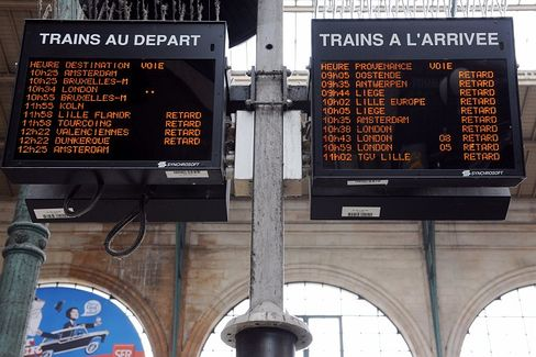Coordinated attacks on French railways stranded thousands over the weekend.