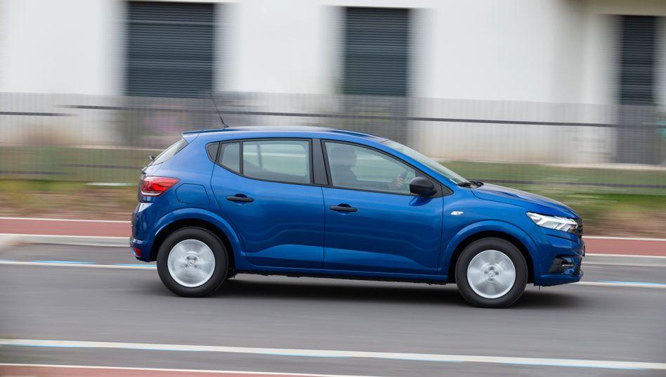 Dacia Sandero: billiger Kompaktwagen mit Technik von Renault