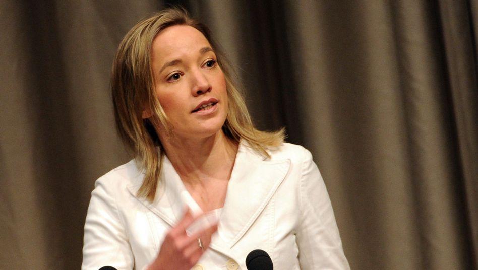 """Ministerin Kristina Schröder: """"Sie leben damit konservative Werte"""""""