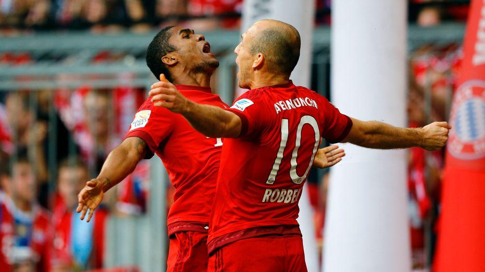 Bundesliga: Torfestival und Derbysieg