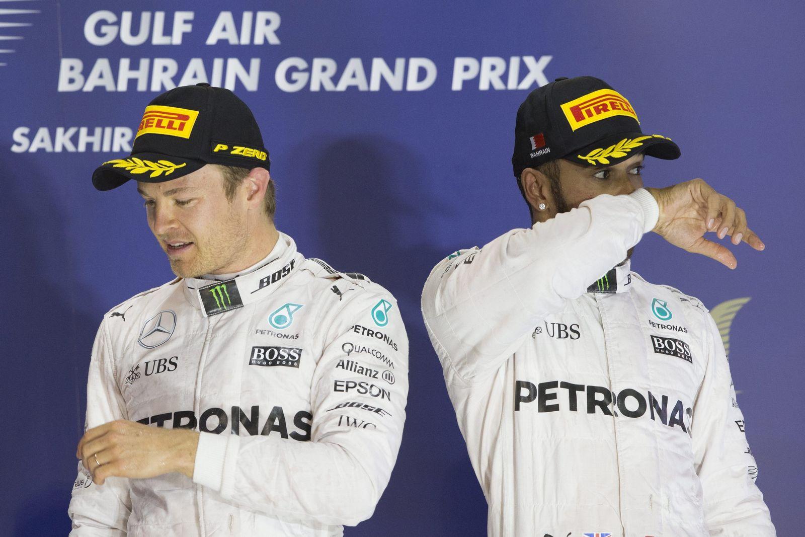 Bahrain Formula One Grand Prix