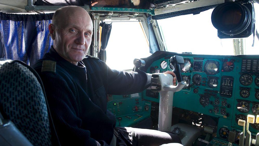 Abenteuer Antarktis: Kurs auf 90 Grad Süd
