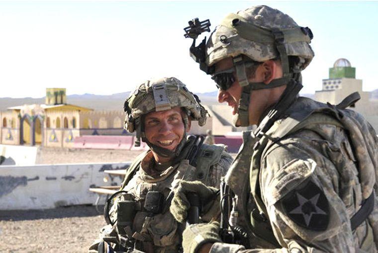 Afghanistan/ Robert Bales