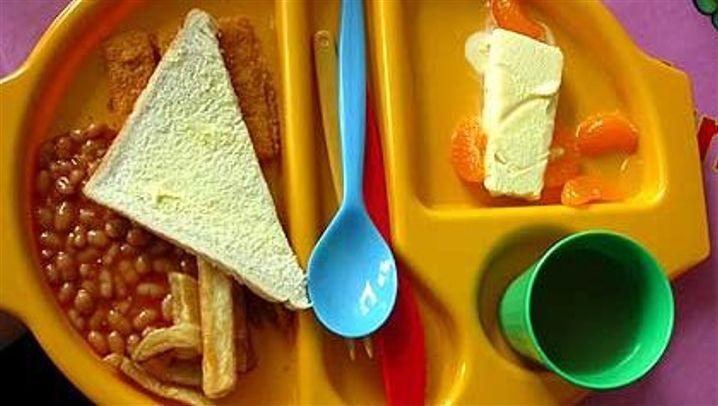 Fett statt fit: Die dicken Kinder von London