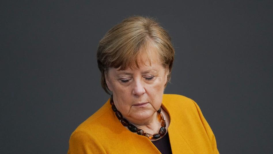 Kanzlerin Merkel: »Ich werde um Verzeihung bitten«