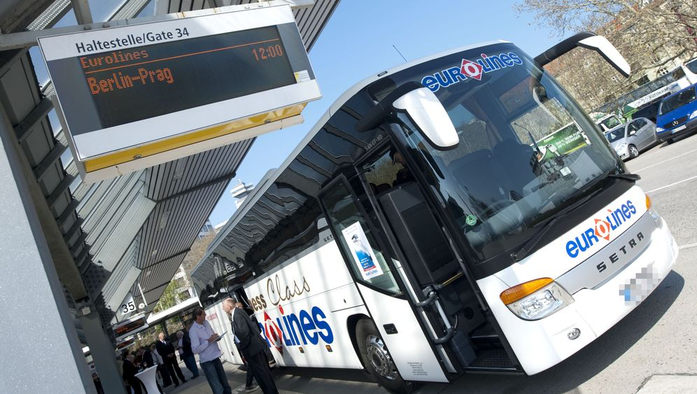Winterwetter in Europa: Odyssee mit Bus und Bahn