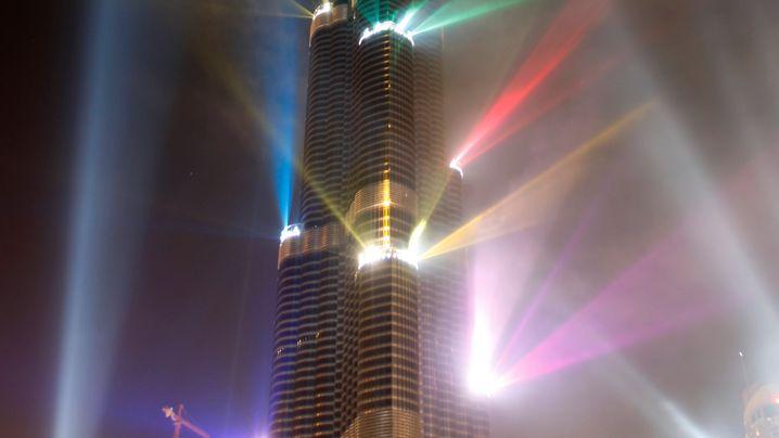 Photo Gallery: The Opening of Dubai's Burj Khalifa