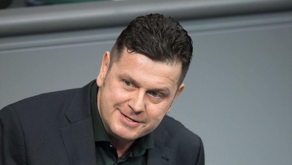 Ex-AfD-Politiker Lars Herrmann im Bundestag: Einst ein Anhänger von Frauke Petry