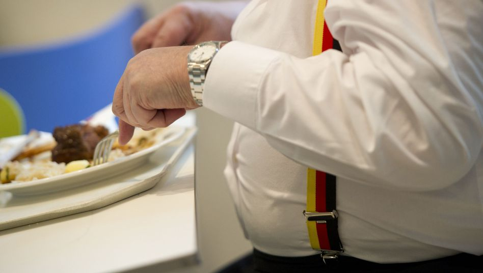 Obese bodies have led to fire emergencies at several German crematoriums.