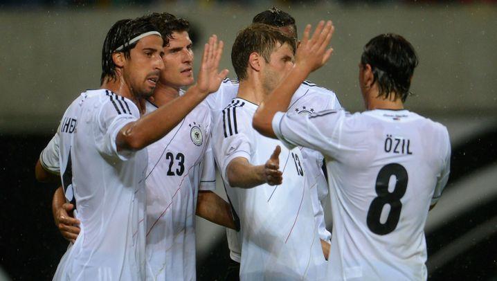 Testspiel gegen Israel: DFB-Team sucht nach der Top-Form