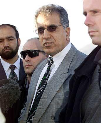 Der Pate des Öl-Geschäfts: Zalmay Khalilzad