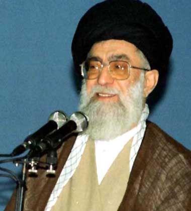 Irans geistiges Oberhaupt Ajatollah Chamenei: Angeblich keine Geheimtunnel in Planung