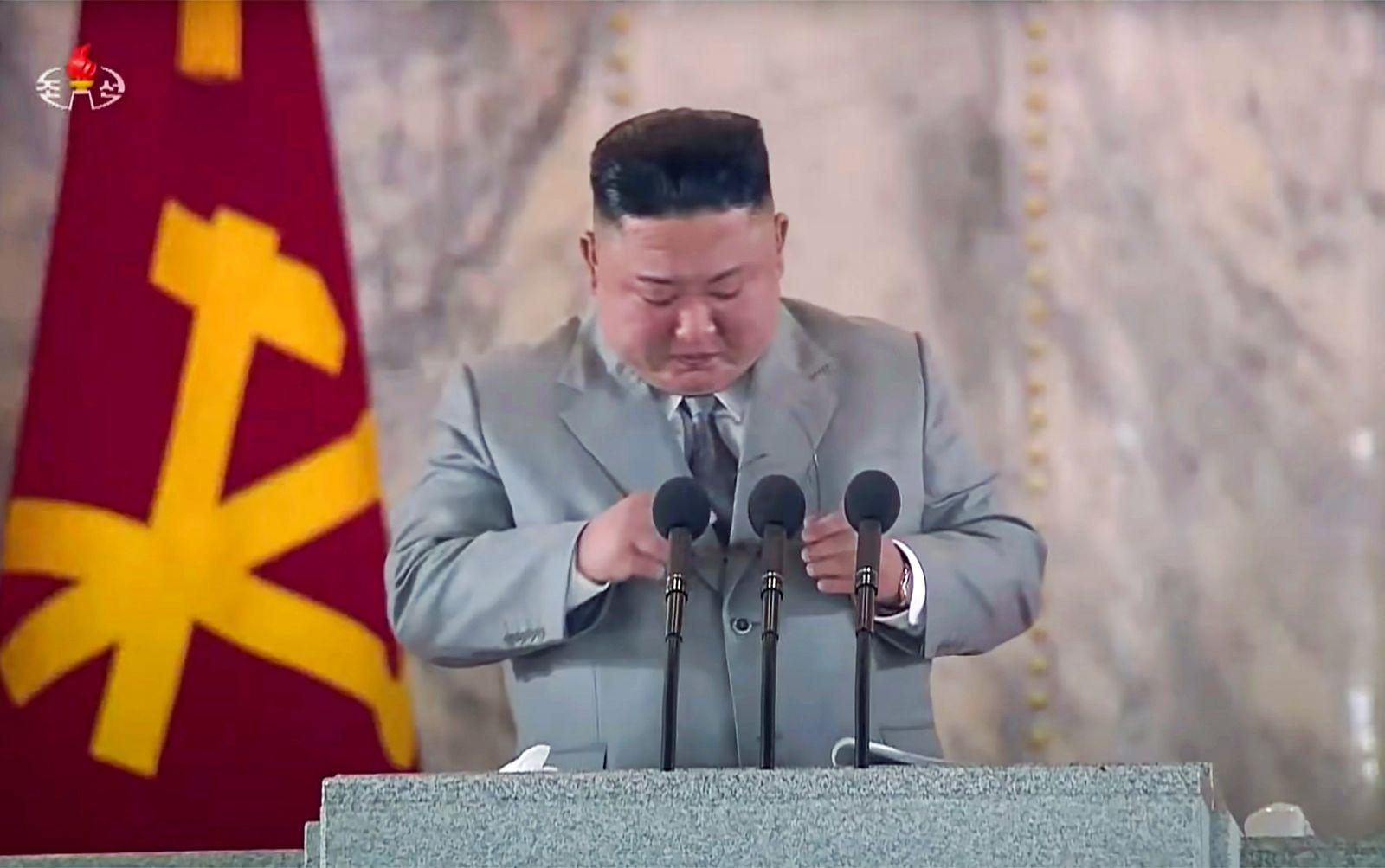 NKOREA-POLITICS-DIPLOMACY-KIM