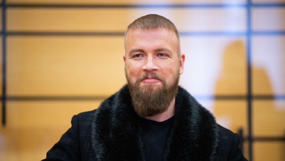 Kollegah im Amtsgericht Viersen: Umstrittener Rapper