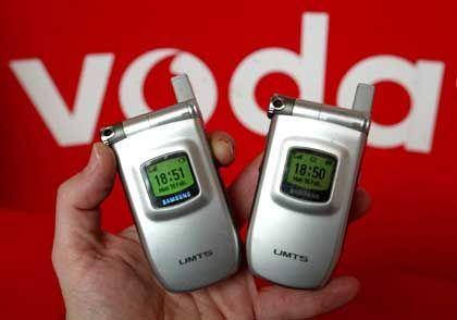 """UMTS-Pionier Vodafone lockt mit vergünstigten Tarifen für """"Zuhause"""""""