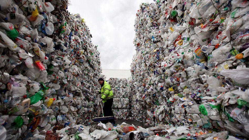 Plastikmüll (Archivbild)