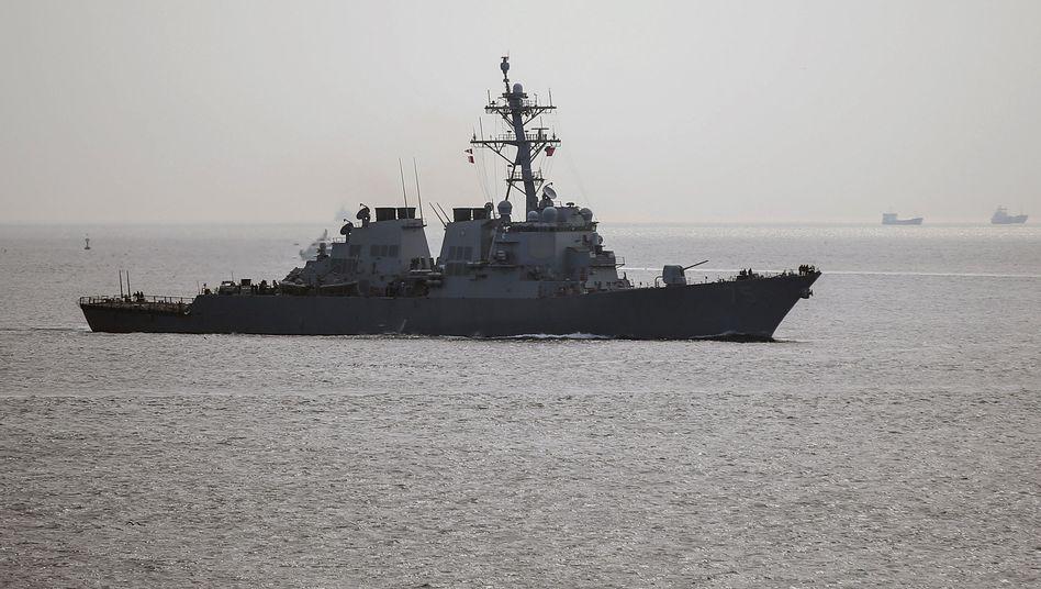 """USS """"Donald Cook"""""""