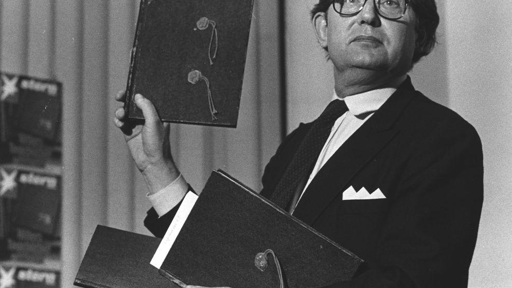 Hitler-Tagebücher: Das GröWaZ