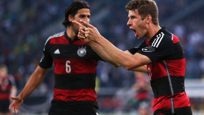 Deutschland gegen Kamerun: Es hakt in allen Mannschaftsteilen