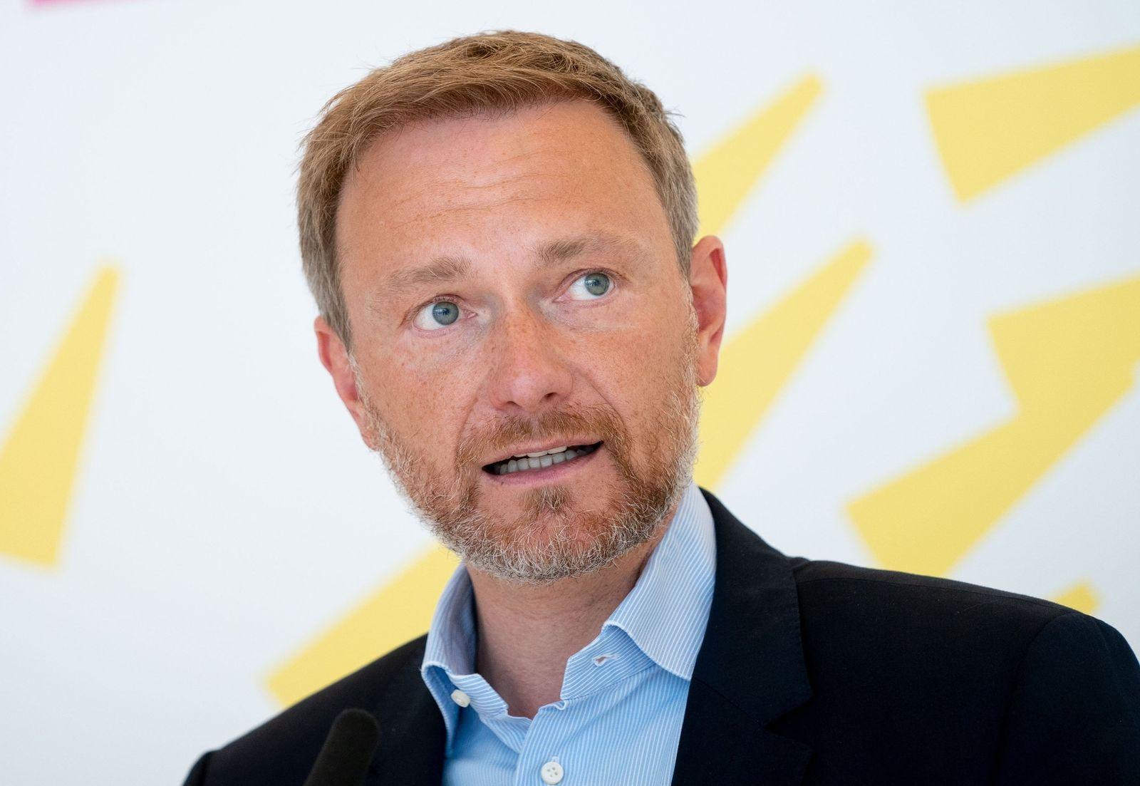 Lindner: Deutschland nicht genügend auf Impfungen vorbereitet