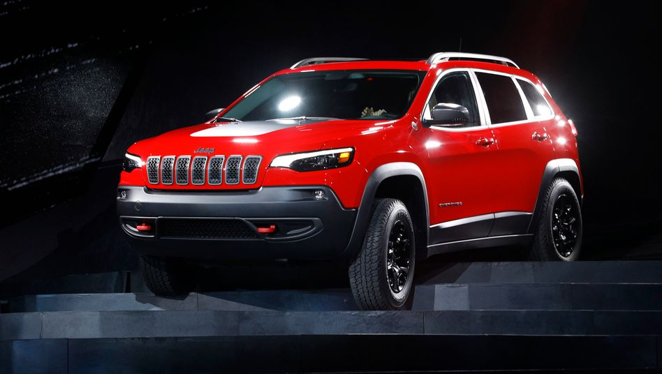 Jeep Cherokee (auf der Automesse in Detroit 2018): Ein Name, ??um die amerikanischen Ureinwohner zu ehren???