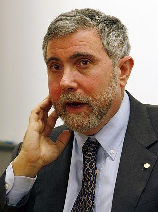 Paul Krugman, winner of the this year's Nobel Prize in Economics.
