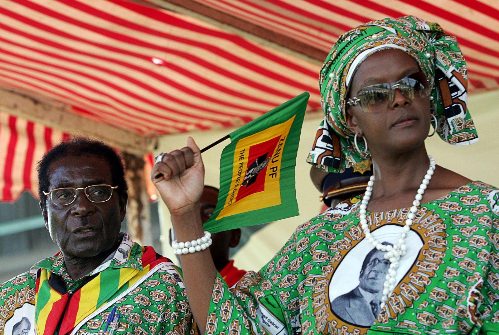 ZIMBABWE-VOTE-MUGABE