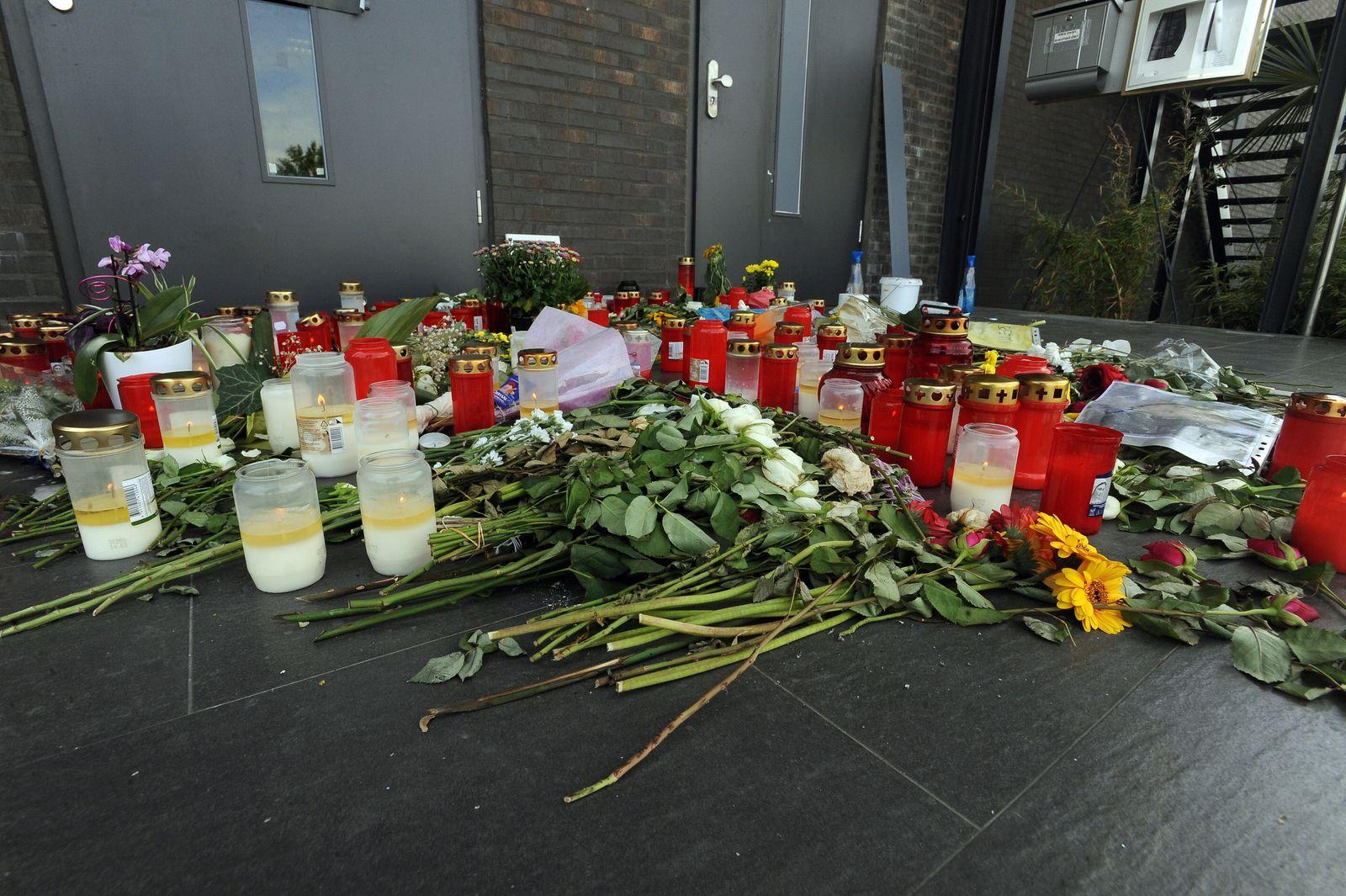 Schießerei in Konstanz - Trauer