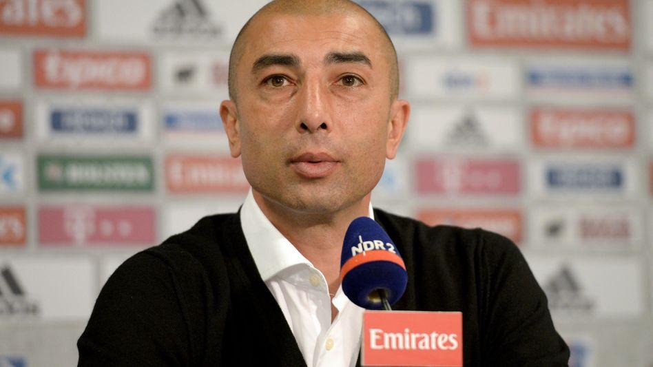 Fußballtrainer Di Matteo: Nicht mehr auf Schalke