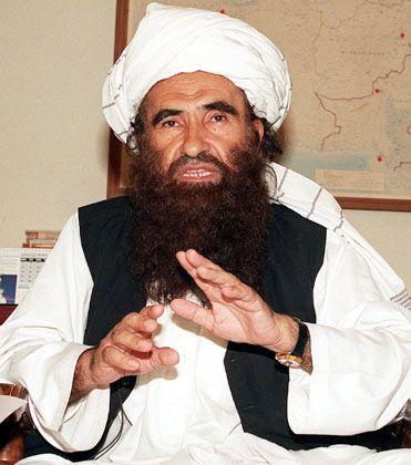 Talibanführer Haqqani: Unterstützung durch Pakistans Geheimdienst?