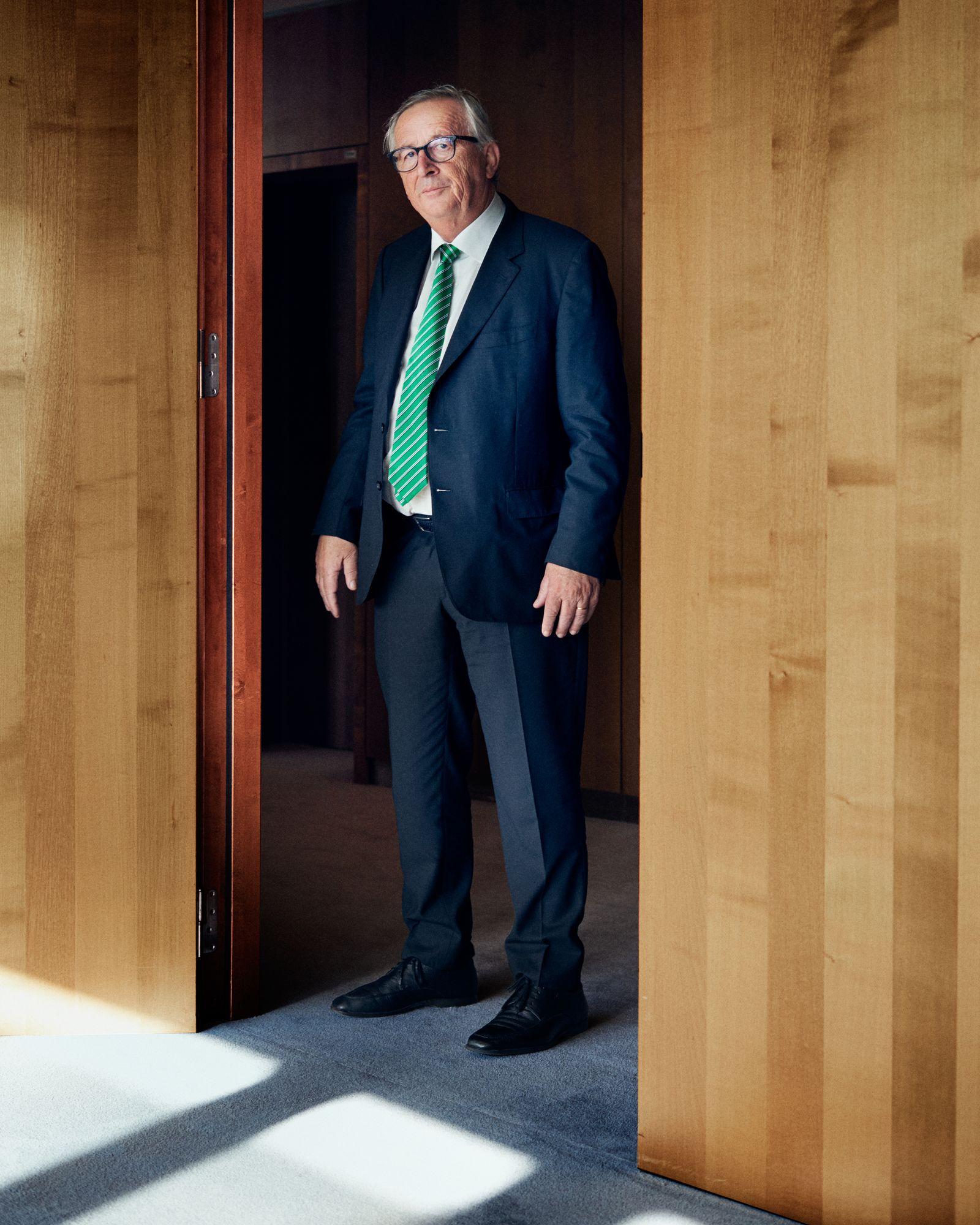 EINMALIGE VERWENDUNG Plus SP 45/2019 Juncker