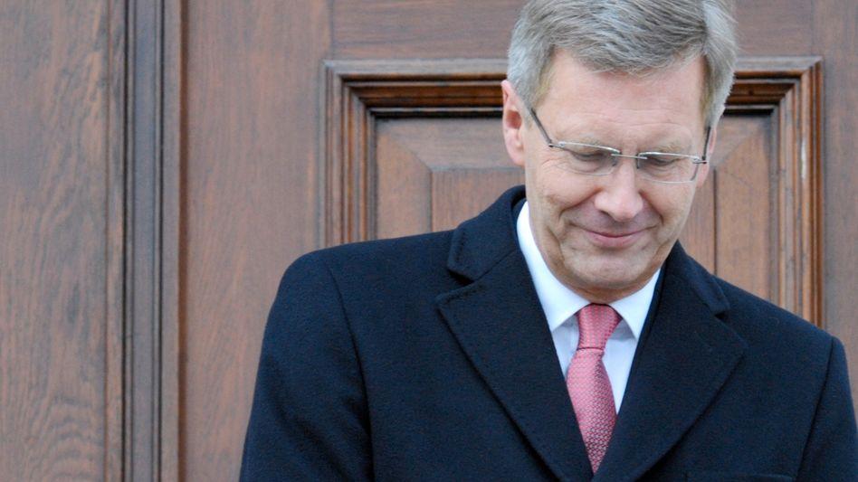 Bundespräsident Christian Wulff: Mit Brandmal im Amt