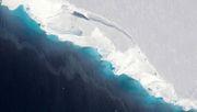 Forscher finden gigantischen Hohlraum in Antarktis-Gletscher